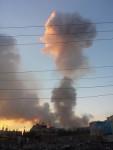 Sanaa Airstrike
