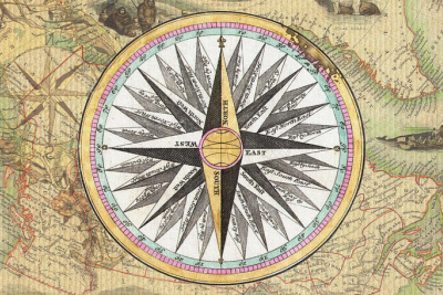 The Christian's Compass