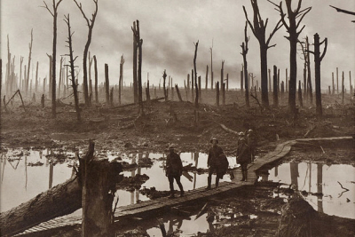 Lessons from Passchendaele