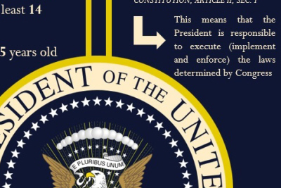 Infographic: The Executive Branch