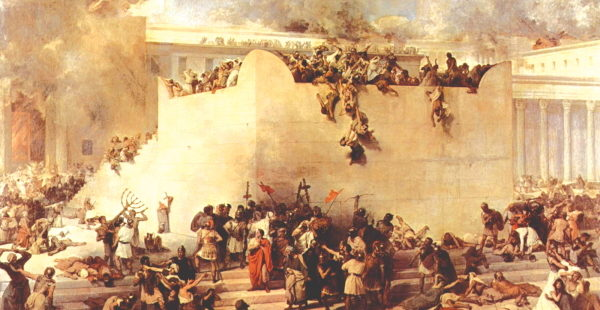 Den første jødisk-romerske krigen